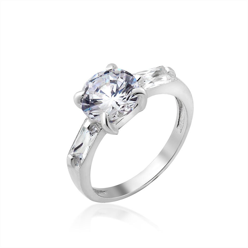 Серебряное кольцо Юрьев 376к