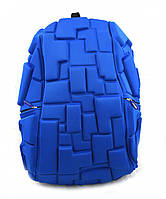 Большой рюкзак «Square» синий