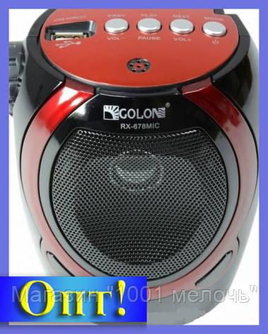 Радио RX 678!Опт, фото 2