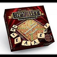 Игра Эрудит Premium дерев. фишки арт. G-ER-R-01