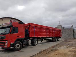 Тенты на грузовые автомобили