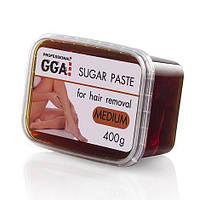 Сахарная паста для шугаринга GGA(medium) 400гр.