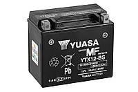 Гелевый аккумулятор для мотоцикла YUASA YTX12-BS 10Ah 150x87x130