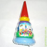 Пирамида Конус мал M.Toys