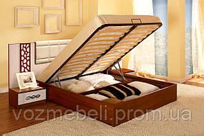 Кровать 160 с мех подъема Селеста /МастерФорм/