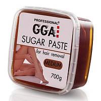 Сахарная паста для шугаринга GGA(medium) 700гр.