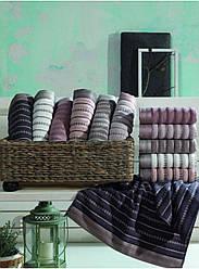 Махровое полотенце 70*140 Saheser Турция