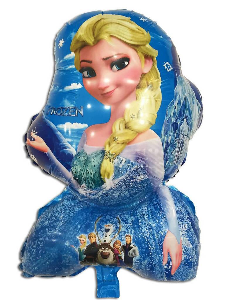 Фольгированный шар Эльза холодное сердце