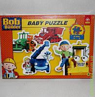 Беби пазлы Bob the Builder