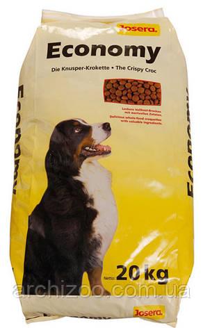 Корм Josera йозера Economy экономи 18 кг корм для взрослых собак, фото 2