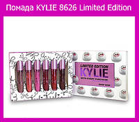 Помада Kylie 8626 Limited Edition набор 6 штук!Опт