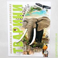 А5 Енціклопедія для допит: Тварини