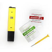 PH meter, прибор для определения кислотности воды