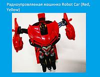 Радиоуправляемая машинка Robot Car (Red, Yellow)!Опт