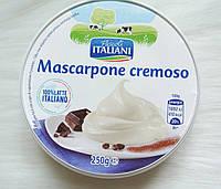 Сыр Mascarpone 250г крем-сыр