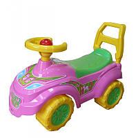 Автомобіль для прогулянок Принцеса ТехноК 0793