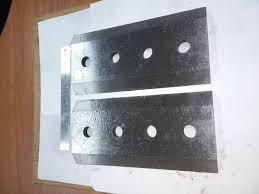 Ценообразование изготовления промышленных ножей.
