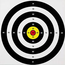 Мишень для стрельбы из арбалета (10 шт.) MHR /71-2