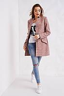 Женское пальто Stimma Валери 1803 M терракотовый