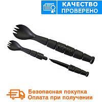 Тактический набор ложка-вилка-нож Ka-Bar Tactical Spork (9909)