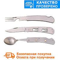 Набор ложка-вилка-нож Ka-Bar 1300, фото 1