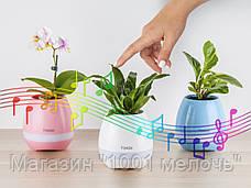 Умный музыкальный цветочный горшок TOKQI K3!Опт, фото 3