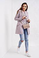 Женское пальто Stimma Валери 1734 S розовый