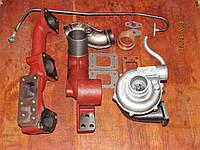 Набор (минимальный) для установки турбокомпрессора на двигатель Д-240