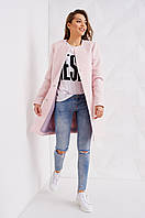 Женское пальто Stimma Лилу 1815 S розовый