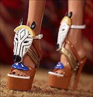 Коллекционная кукла Барби Краса Племени / Tribal Beauty Barbie X8262 Mattel, фото 4