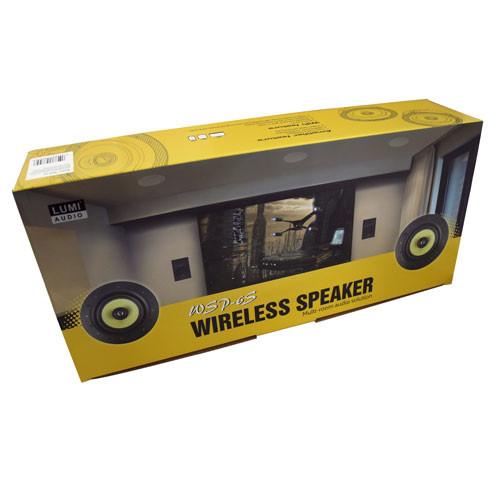 WSP - 6s LumiAudio, Wi - Fi, вбудована, стельова стерео акустика