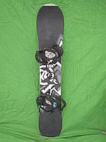 Сноуборд k2 rental 150 см + кріплення K2
