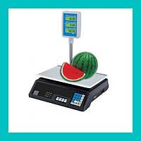 Торговые электронные весы MATRIX MX-411+!Опт