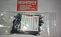 Хомут пластиковий 2.5х100 мм 100 шт вир-во APRO