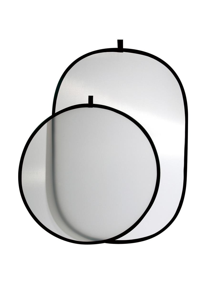 Прозорий рефлектор 100 x 150 см