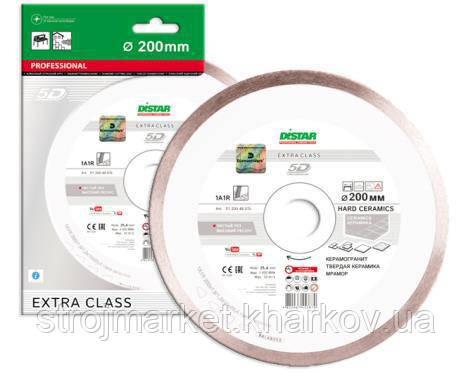 Алмазный отрезной диск  Hard ceramics 180 мм  DISTAR