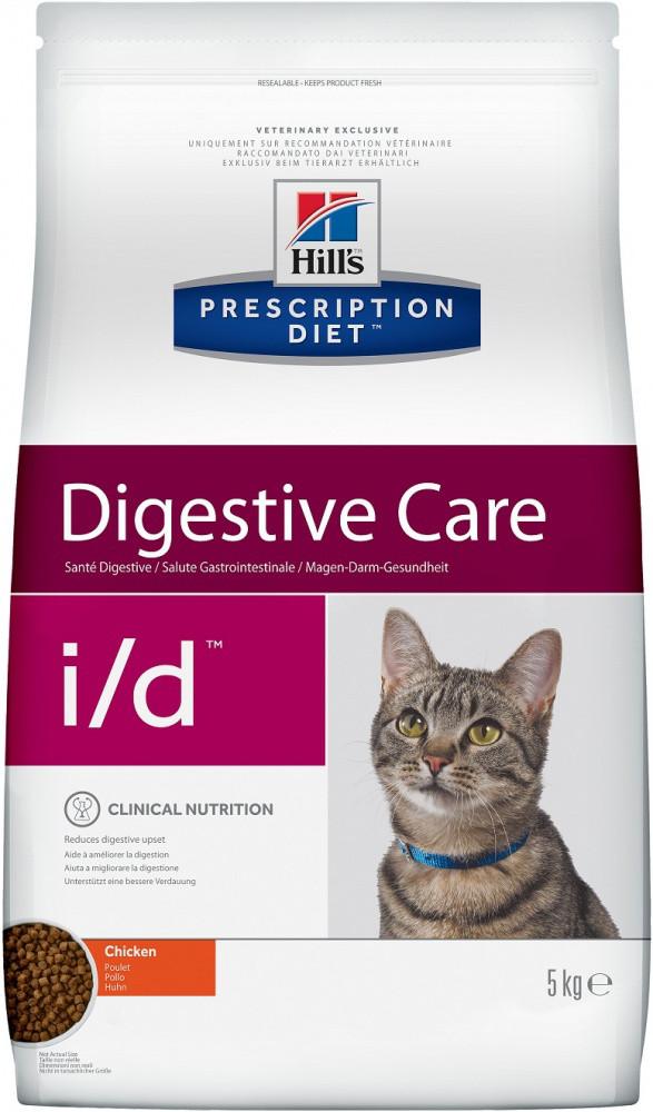 Лечебный корм для кошек с расстройствами желудочно-кишечного тракта 0,34КГ
