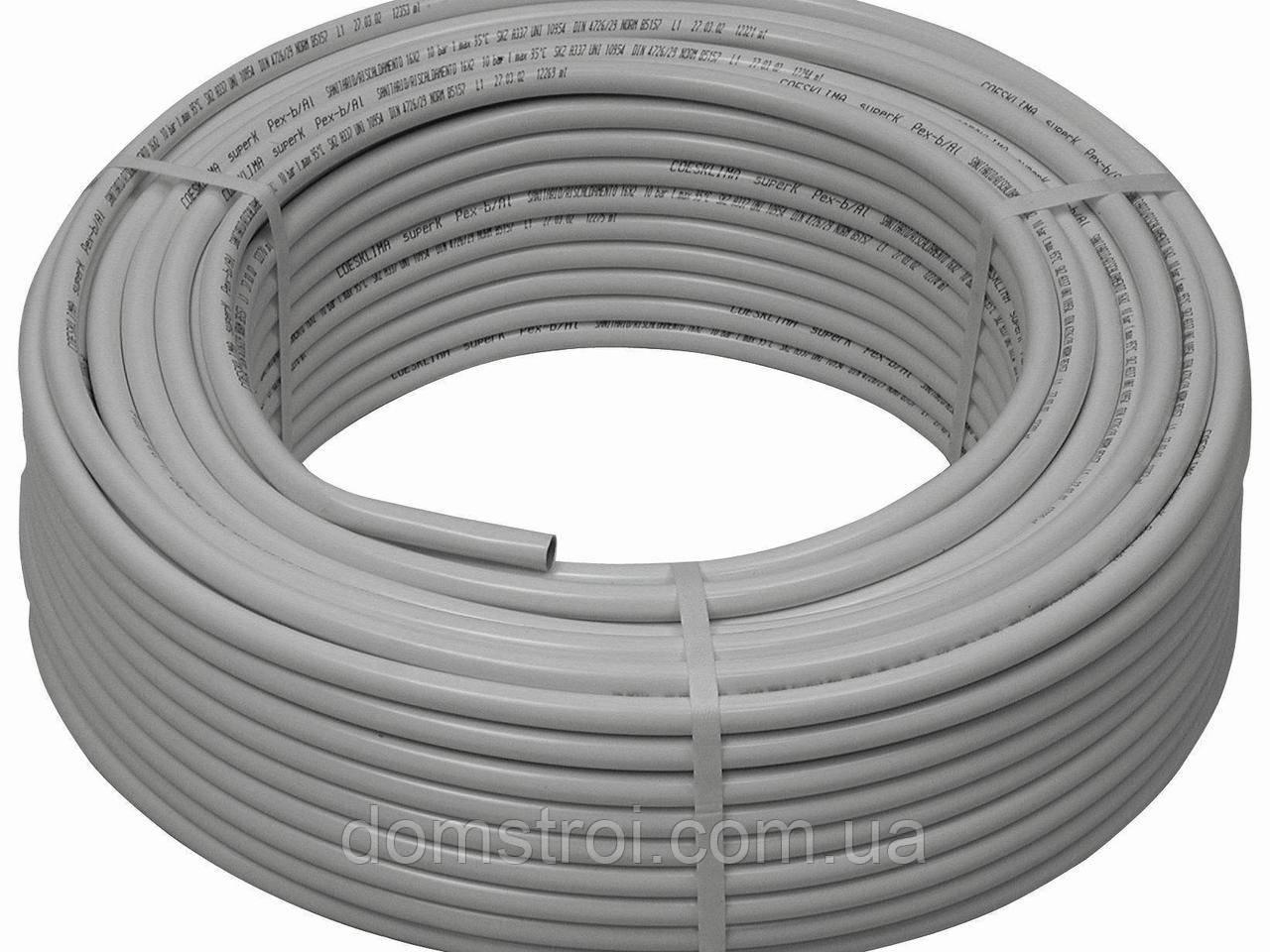 Труба металлопластиковая безшовная 16*2.0 для воды и отопления - ДомСтрой в Харькове