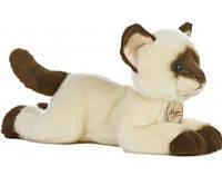 Мягкая игрушка Aurora Кошка сиамская 28 см
