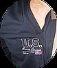 Штаны спортивные мужские трикотажные US, фото 6