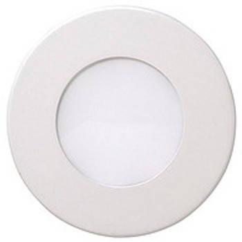 Светодиодный светильник Horoz (HL687L) 6W 3000K круг. белый (потолочный) . Код.56211, фото 2