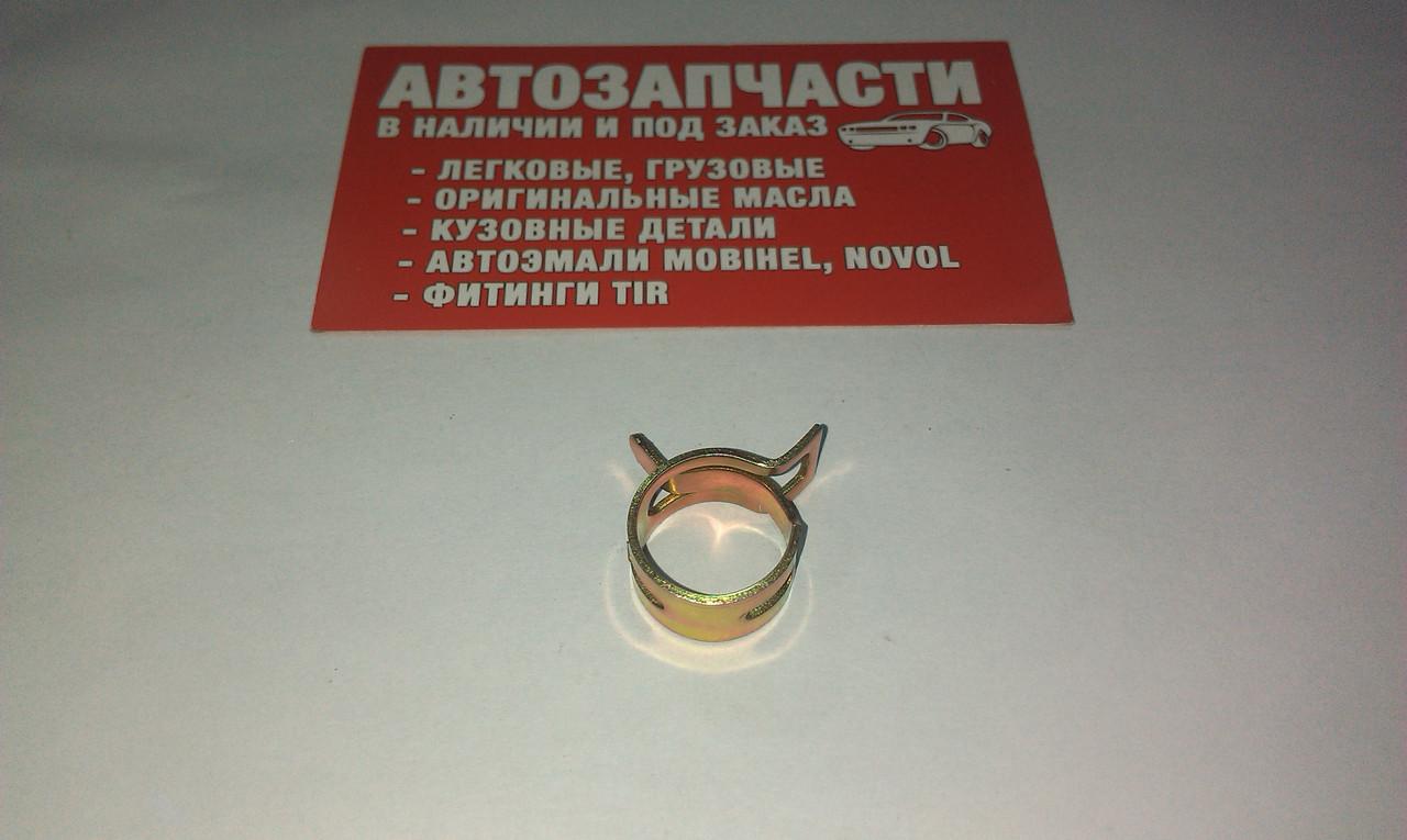 Хомут пружинный D15 мм