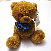 Медведь с букетом Teddu
