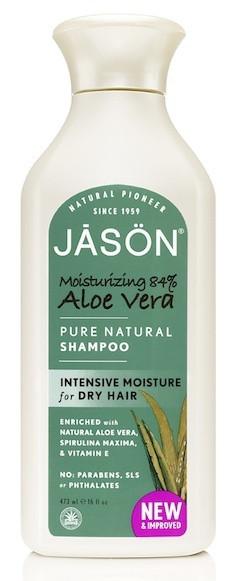 Шампунь ультраувлажняющие для сухих волос Алоэ Вера * Jason (США) *