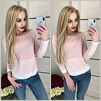 Женский джемпер LOLITA 2  цвет Розовый