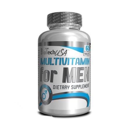Мультивитамин Мен / Multivitamin for men Men`s Perfomance / 60 таблеток