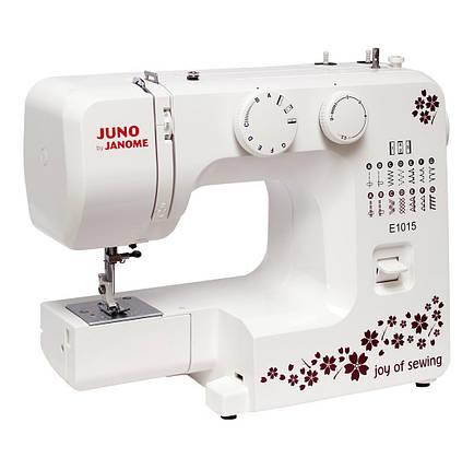Швейная машина JANOME JUNO E1015, фото 2