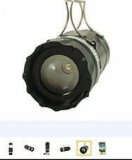 Кемпинговый фонарик 9699!Лучший подарок, фото 3