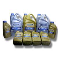 RAVENOL - моторное масло