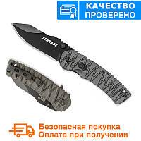 Нож для выживания Schrade - M.A.G.I.C. Dual Action - Clip Point - SCHA10B, фото 1